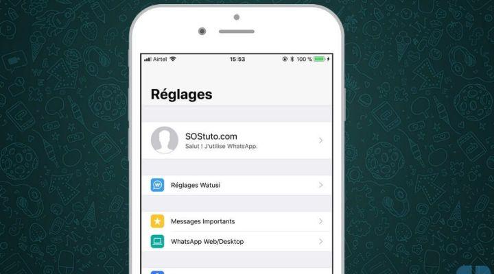 Télécharger WhatsApp++ et WhatsApp Watusi pour iOS 11 / iOS 10 sans jailbreak