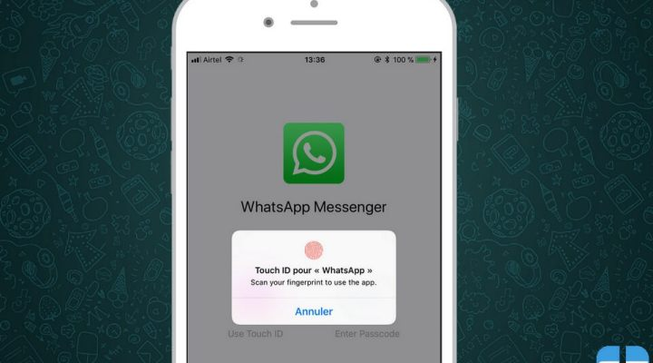 Comment protéger WhatsApp par un mot de passe ou Touch ID sur iPhone, iPad