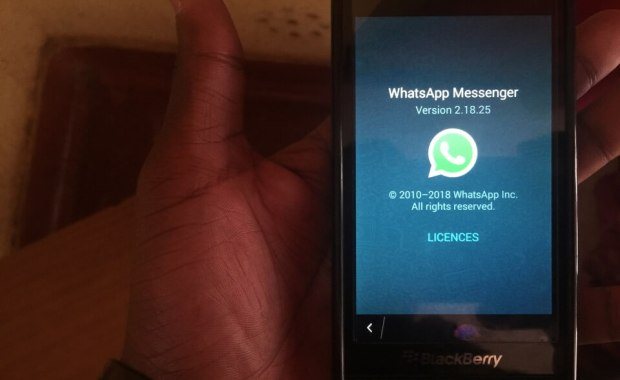 Installer WhatsApp sur BlackBerry 10 Comment Continuer d'Utiliser WhatsApp sur BlackBerry 10