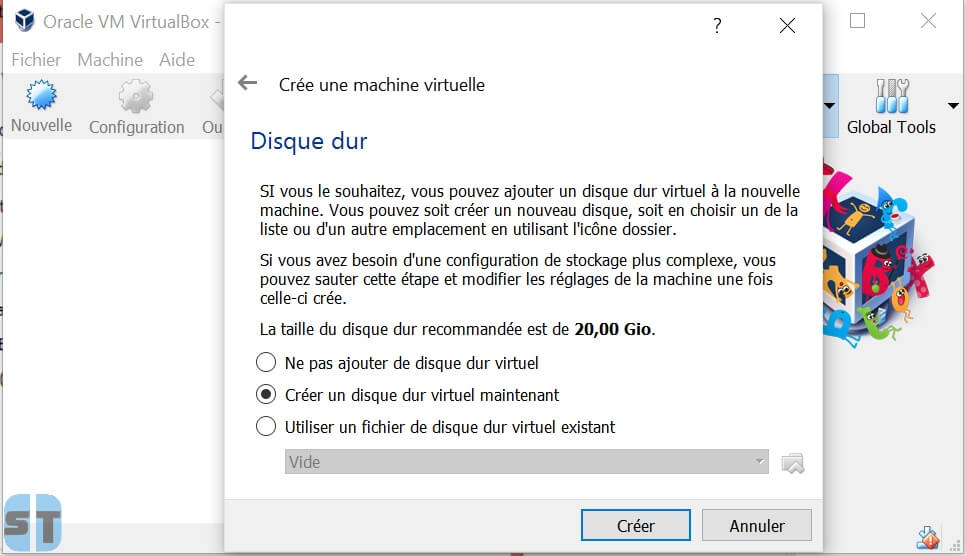 Taille Disque Virtual box Comment installer OS X sur Windows 10, 8, 7 avec une machine virtuelle