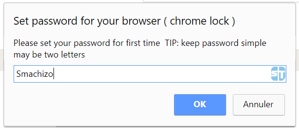 Password pour Chrome Comment sécuriser Google Chrome par un mot de passe
