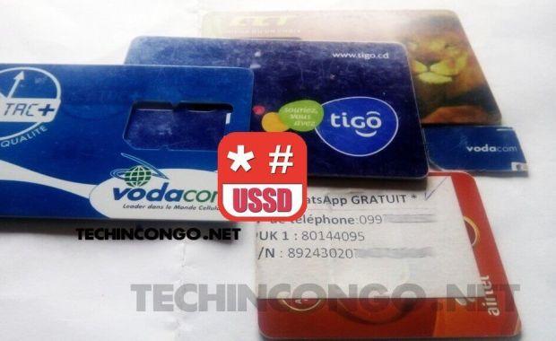 codes USSD forfaits internet RD Congo : Les codes USSD pour activer un forfait Internet sur tous les réseaux