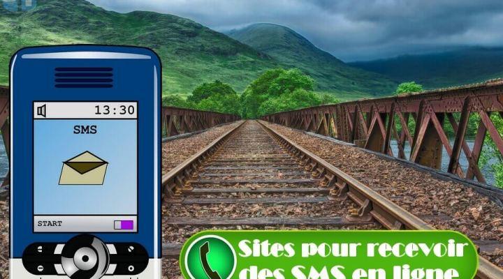 Sites pour avoir un numéro virtuel pour recevoir un SMS de vérification en ligne