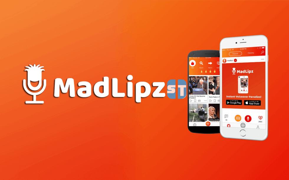 telecharger MadLipz Télécharger MadLipz pour Android et iPhone pour faire des parodies