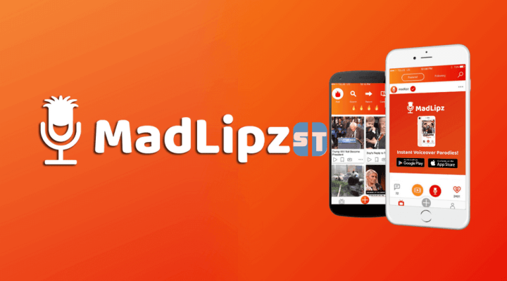 Télécharger MadLipz pour Android et iPhone pour faire des parodies