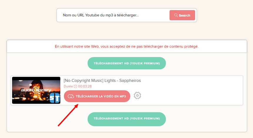 telecharger la video en mp3 Comment convertir ou télécharger une vidéo YouTube en mp3 sans logiciel