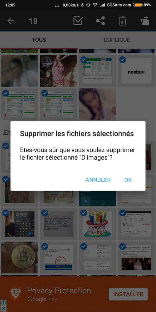 Cleaner for WhatsApp 2 Comment supprimer les photos WhatsApp inutiles sur Android et iPhone