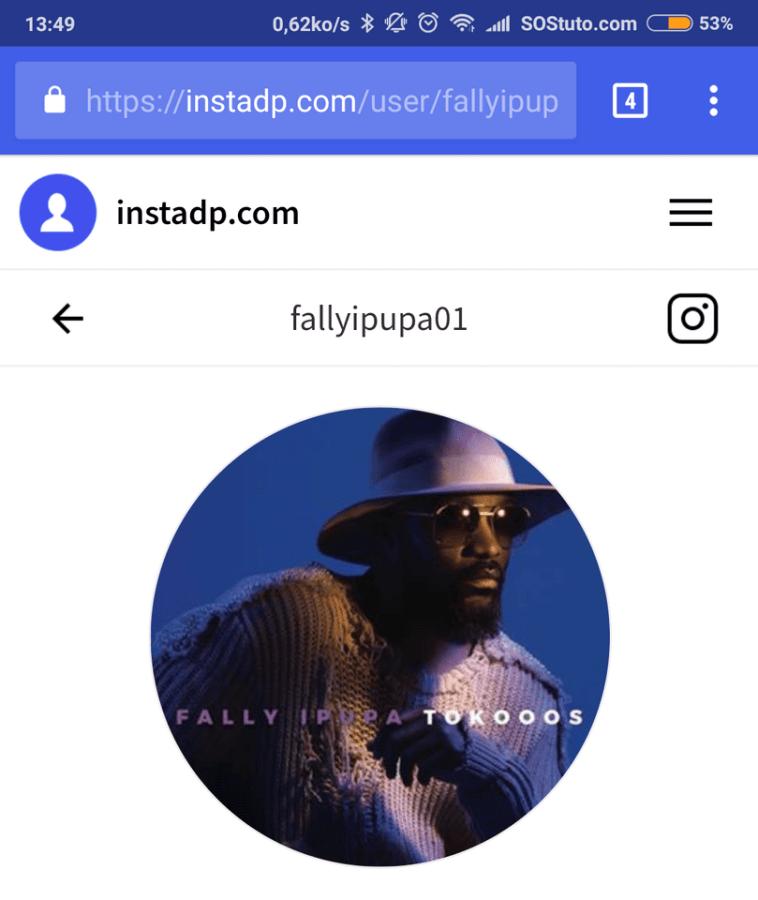 Instagram DP 758x900 Comment Télécharger la Photo de Profil Instagram pour la Voir en grand