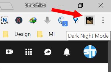 Dark Night Mode activé Voici comment activer le thème sombre sur Chrome – Chrome Dark Mode