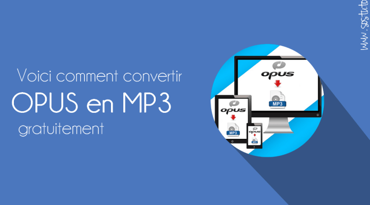 Comment convertir le fichier audio WhatsApp en MP3 – Convertisseur OPUS en MP3