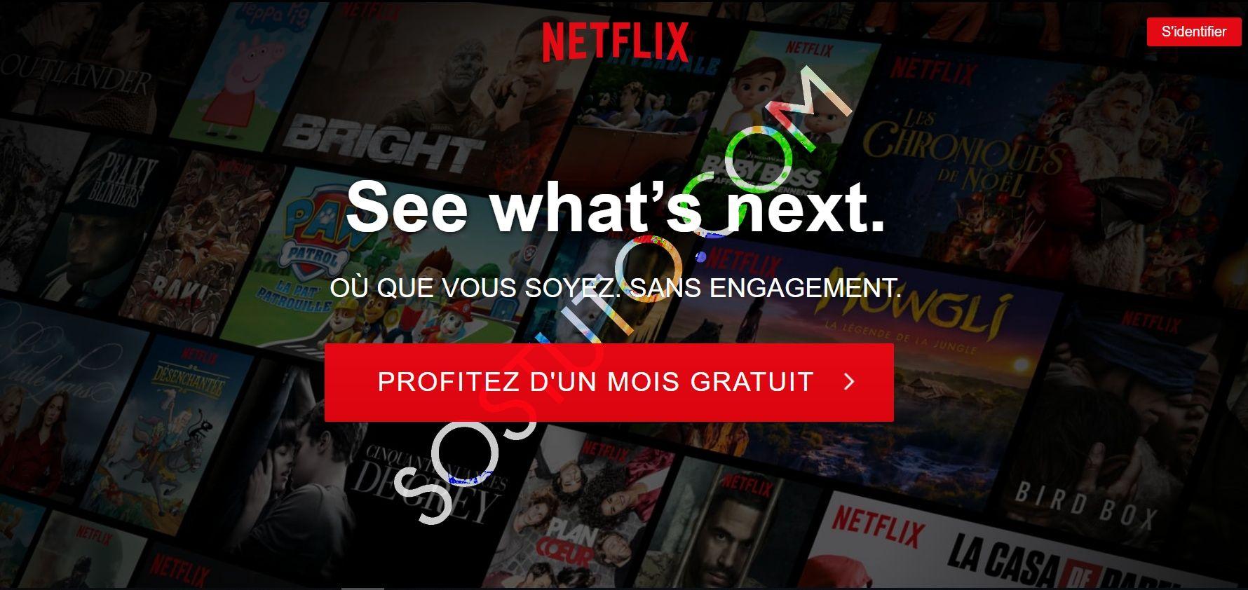 profitez dun mois gratuit netflix Comment Avoir un Compte Netflix Gratuit en 2019 (légalement)