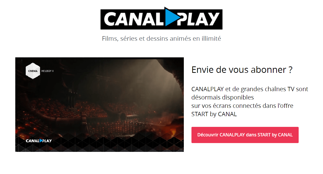 Canal Play NetFlix Alternatives 2019 – Top 10 Sites de Streaming Légal comme Netflix