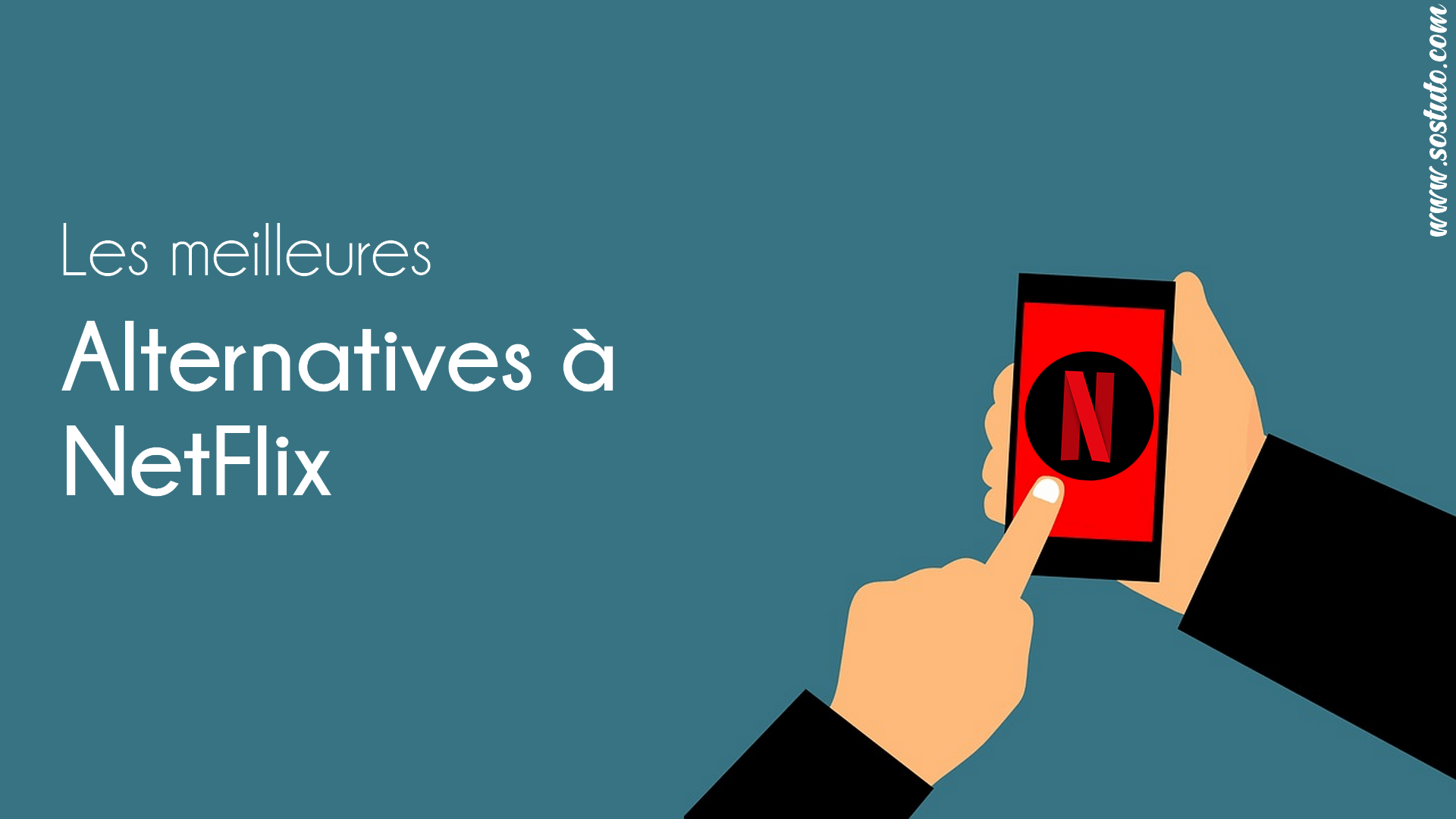 alternatives à Netflix NetFlix Alternatives 2019 – Top 10 Sites de Streaming Légal comme Netflix
