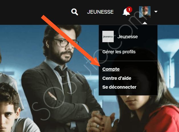 compte netflix Comment Se Désabonner ou Supprimer Définitivement un Compte Netflix
