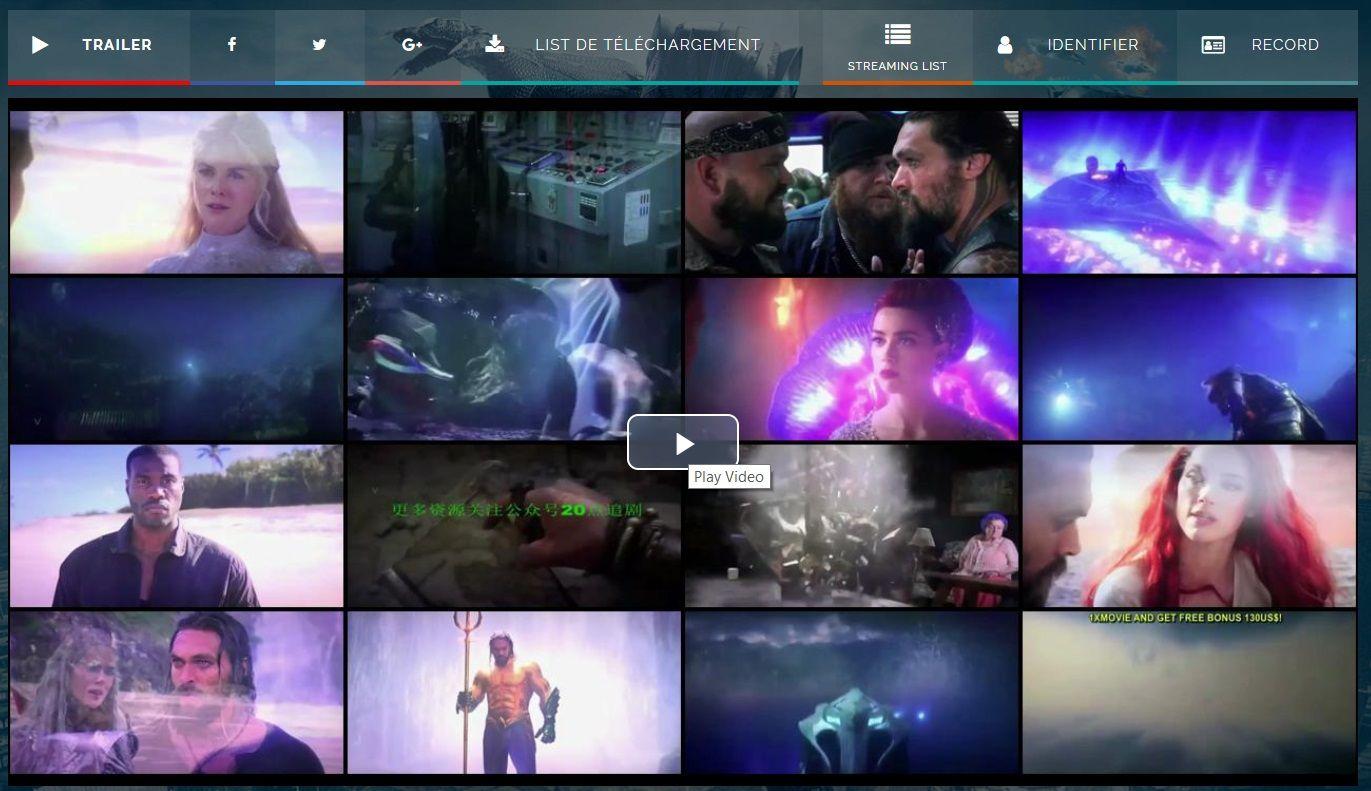 Aquaman 2018 film Comment Regarder un Film Complet en streaming – Streamog Avis