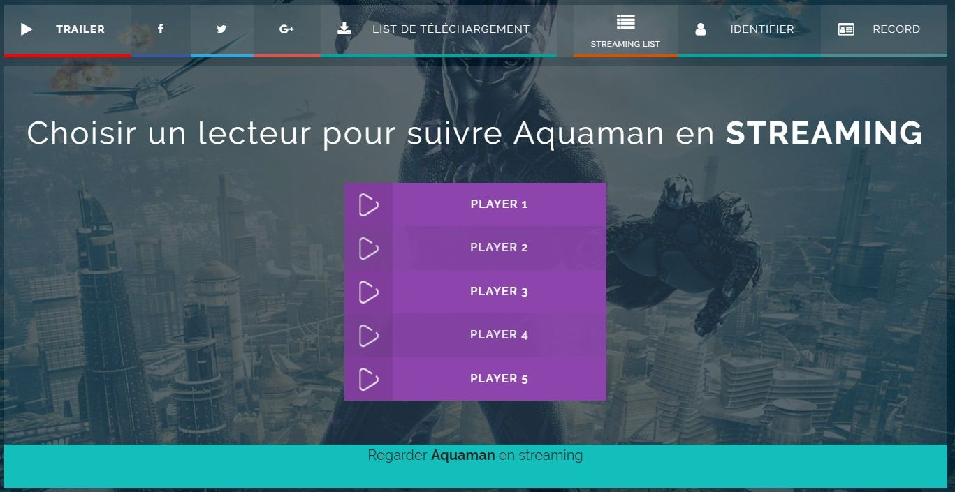 Aquaman 2019 en Streaming sur Streamog Comment Regarder un Film Complet en streaming – Streamog Avis