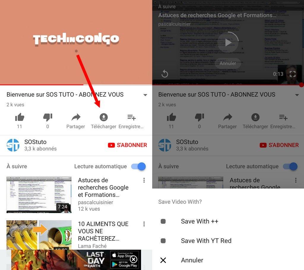 telecharger youtube avec youtube YouTube++ | Meilleure appli pour Télécharger une vidéo YouTube sur iPhone & iPad