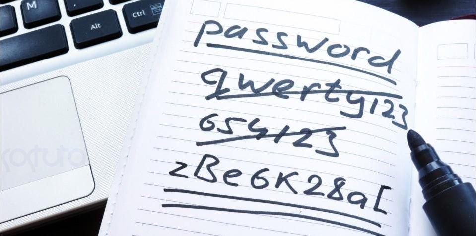 mots de passe les plus utilisés 7 Conseils Pour Protéger Sa Vie Privée sur Internet en 2019