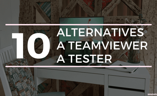Alternatives à TeamViewer Alternatives à TeamViewer : 10 Meilleures Logiciels de Bureau à Distance