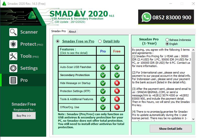 SMADAV202145 Télécharger SMADAV 2021 Gratuit pour PC Windows 10, 8, 7 – Setup SMADAV 2021
