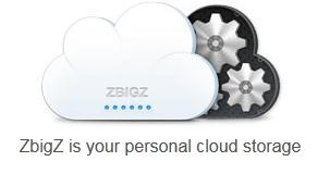 Zbigz logo Zbigz premium : dépassez le 150kb/s de téléchargement avec un compte gratuit