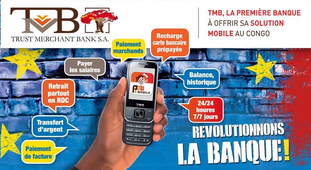 Pepele Mobile TMB Avec Pepele Mobile, Recevez de l'argent depuis Airtel, Vodacom, Tigo