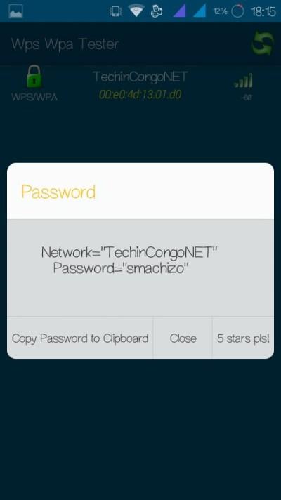 WPS WPA Tester Wifi Network Password Comment Pirater un WiFi sécurisé sur Android (avec /sans Root)