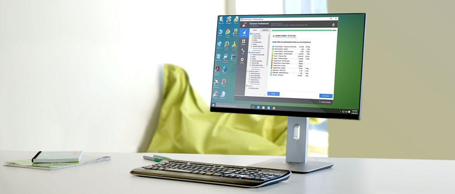 CCleaner sur PC Windows 10 Comment Nettoyer Son PC avec CCleaner Gratuit