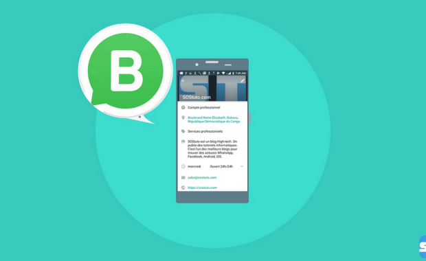 WhatsApp Business pour Android Télécharger WhatsApp Business pour Android + Comment l'utiliser