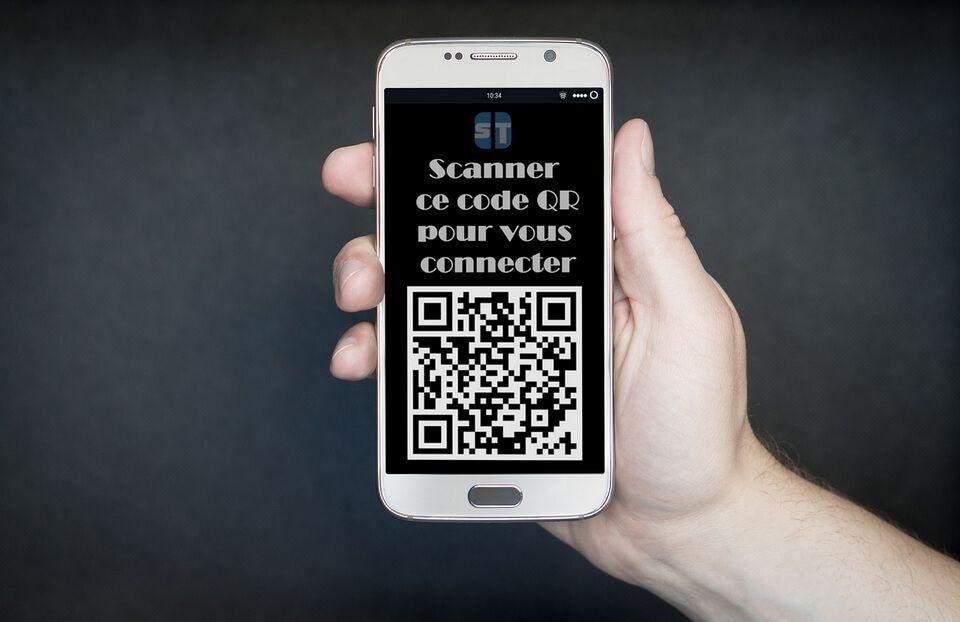 qr code wifi Comment partager son réseau WiFi avec un Code QR sur Android & iPhone