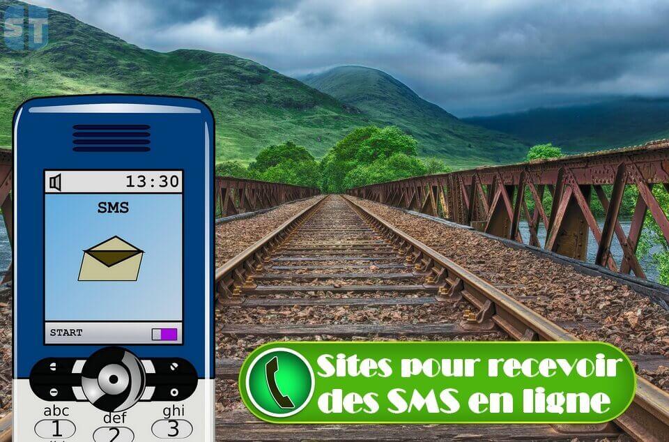 recevoir sms en ligne Les meilleurs sites pour recevoir des SMS en ligne avec un numéro virtuel
