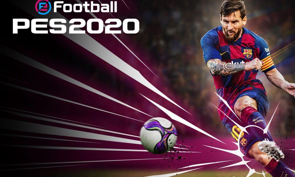 eFootball PES 2020 Télécharger les Meilleurs Jeux de Foot pour Android Gratuitement