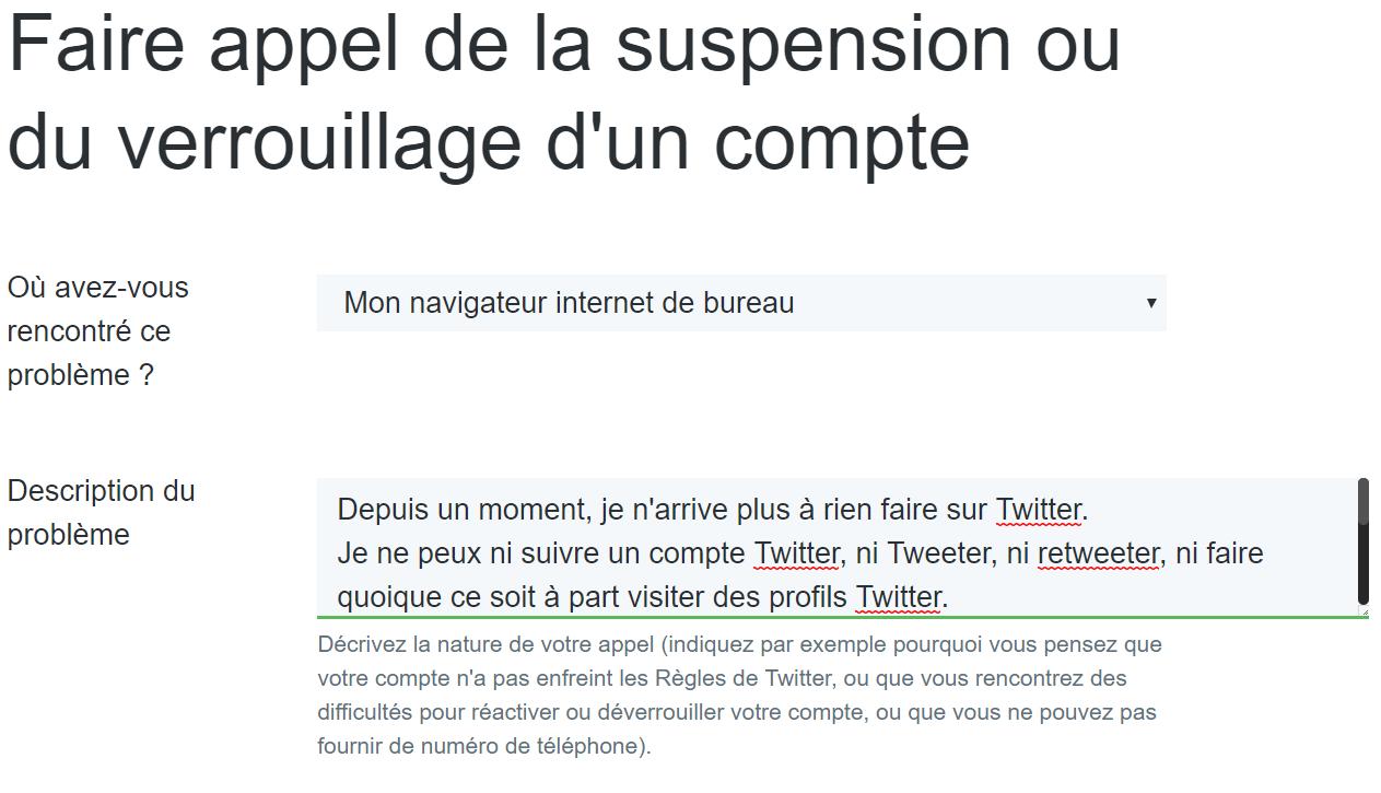debloquer un compte twitter suspendu Comment Supprimer un Compte Twitter sur Android, iPhone ou PC