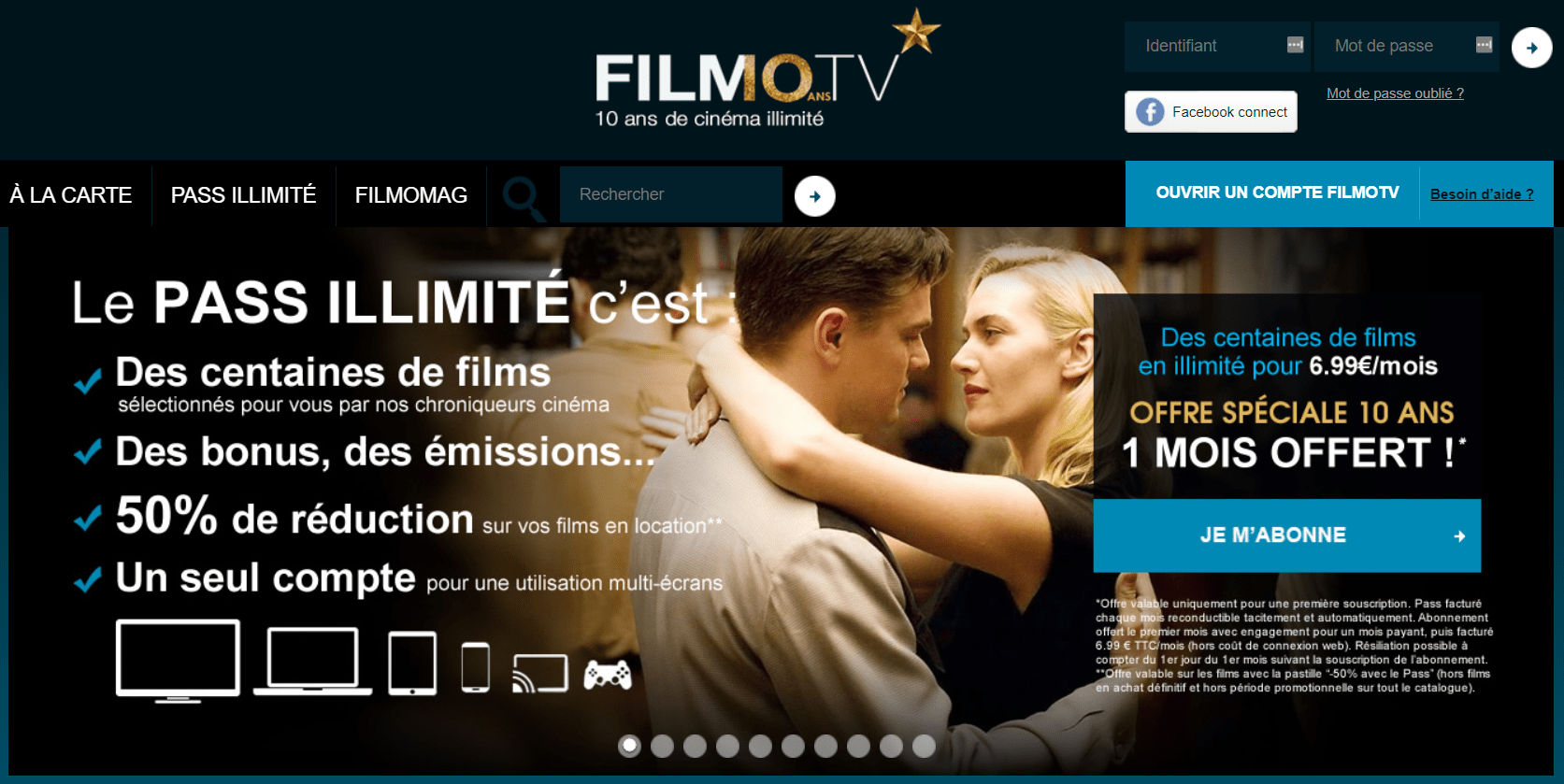 FilmoTV NetFlix Alternatives 2020 – Top 10 Sites de Streaming Légal comme Netflix
