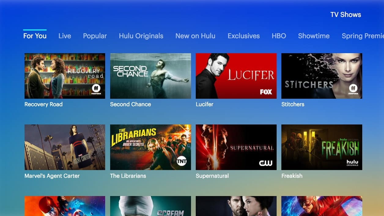 hulu plus streaming NetFlix Alternatives 2020 – Top 10 Sites de Streaming Légal comme Netflix