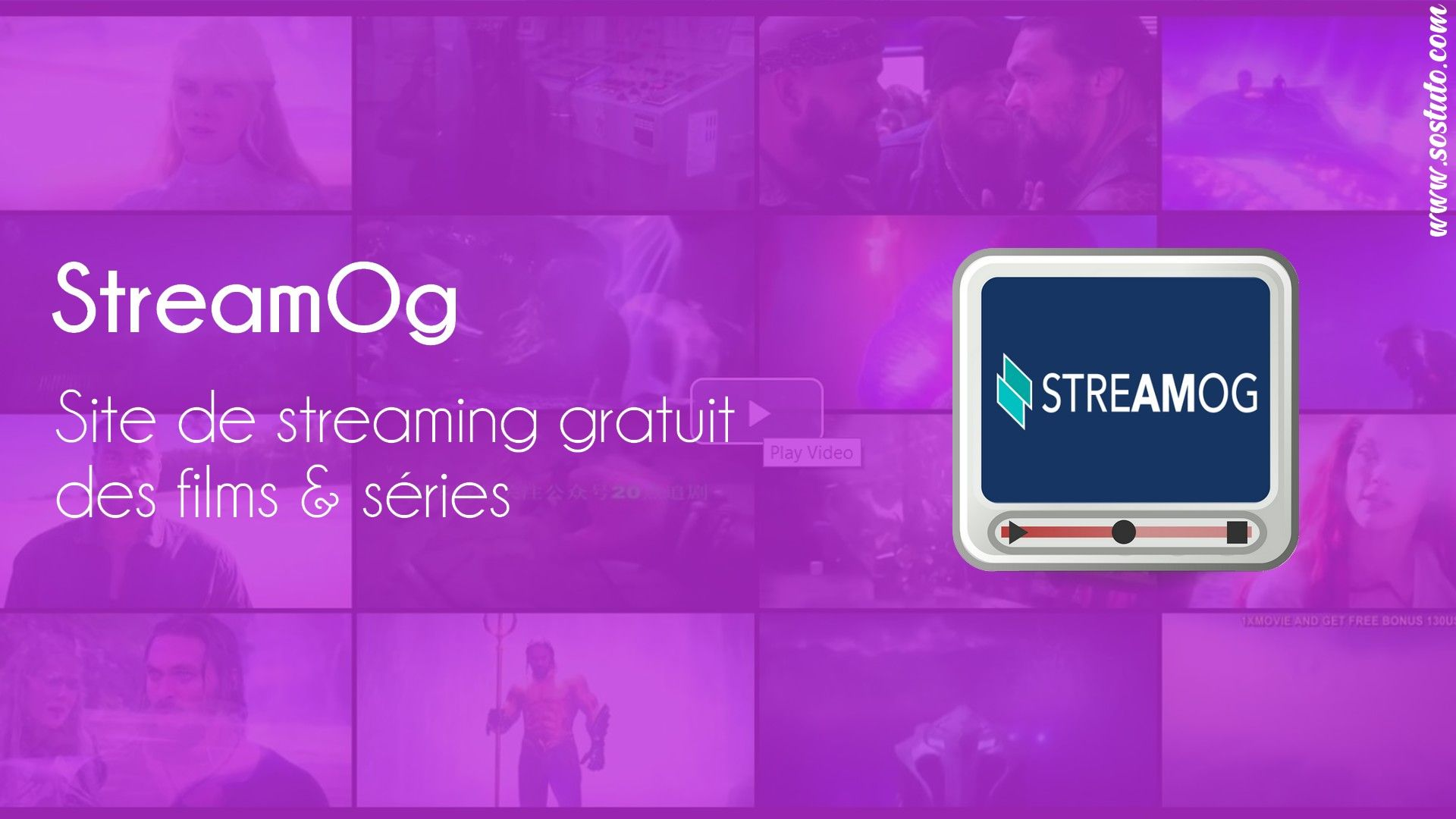 streamog.to  Comment Regarder un Film Complet en streaming – Streamog Avis