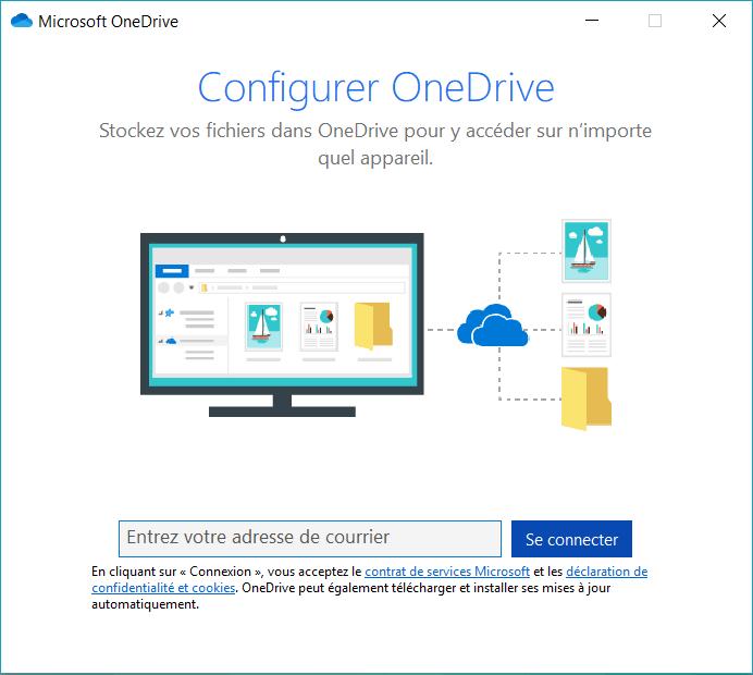 Configurer OneDrive Comment Synchroniser un Dossier de votre Ordinateur avec Google Drive ou OneDrive