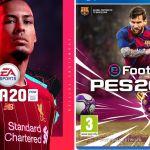 FIFA 20 vs PES 2020 Télécharger les Meilleurs Jeux de Foot pour Android Gratuitement