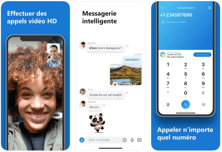 Skype Appel Video Top 10 Applications Pour Passer Des Appels Vidéo en Groupe