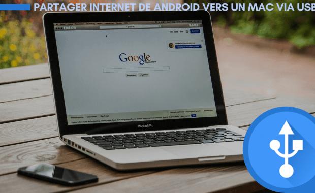USB Tethering MAC HoRNDIS: Partager La Connexion Internet de Son Android avec un Mac via USB