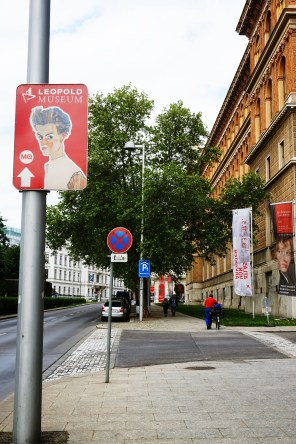 MQ Street in Wien, Austria. Copyright @ sosunnyproject
