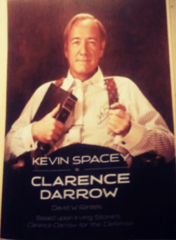 Kevin Spacey @ Clarence Darrow, Copyright @ sosunnyproject