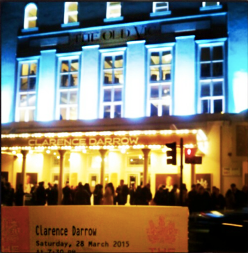 Old Vic Theatre, London, UK. Copyright @ sosunnyproject