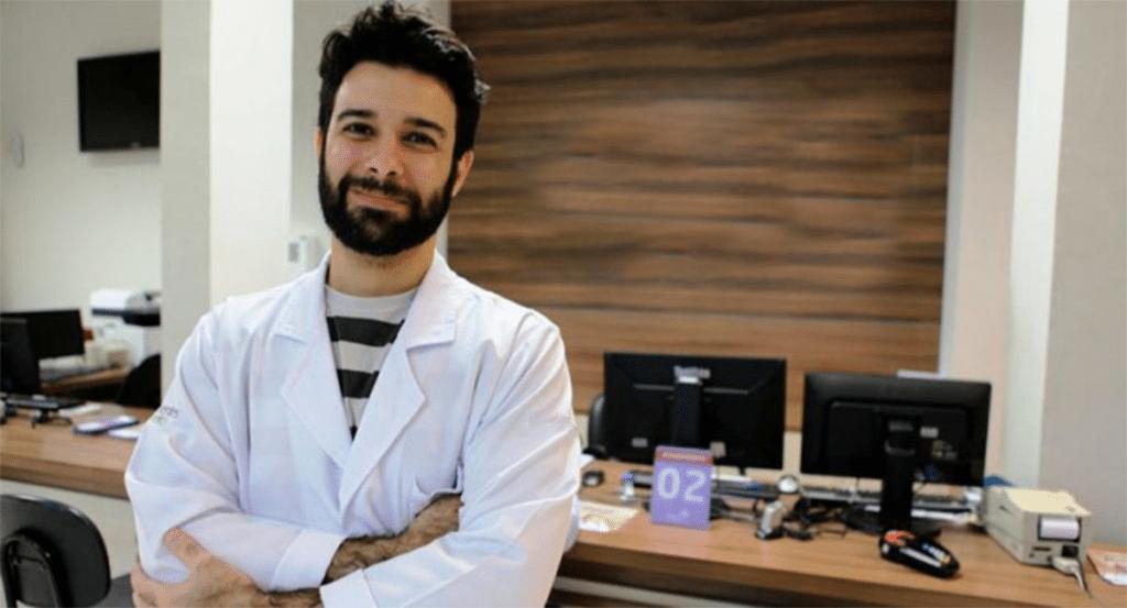 Infectologista Matheus Todt
