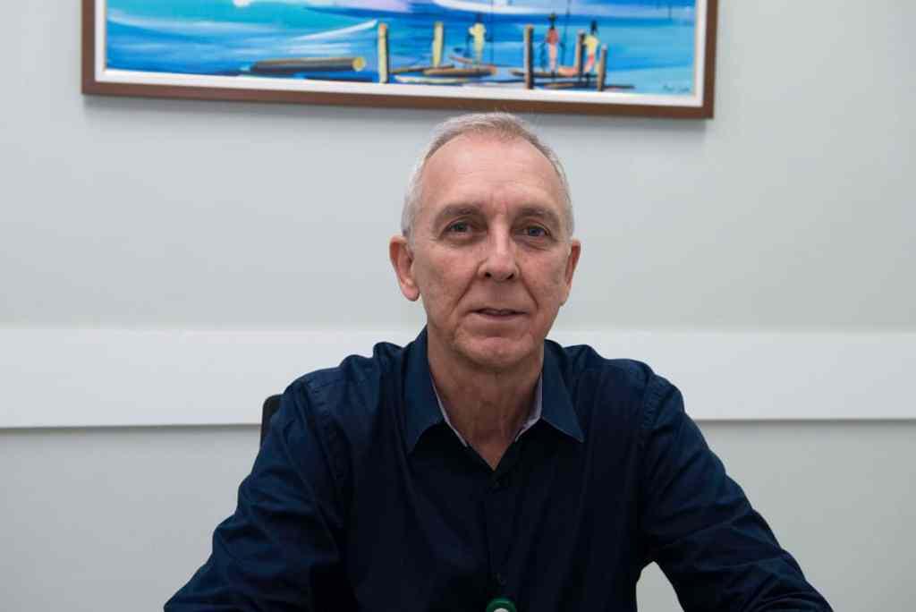 José Espiño, presidente da S.O.S. Vida