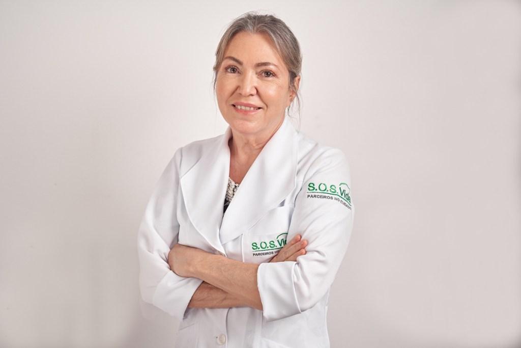 Ana Rosa Humia, médica paliativista