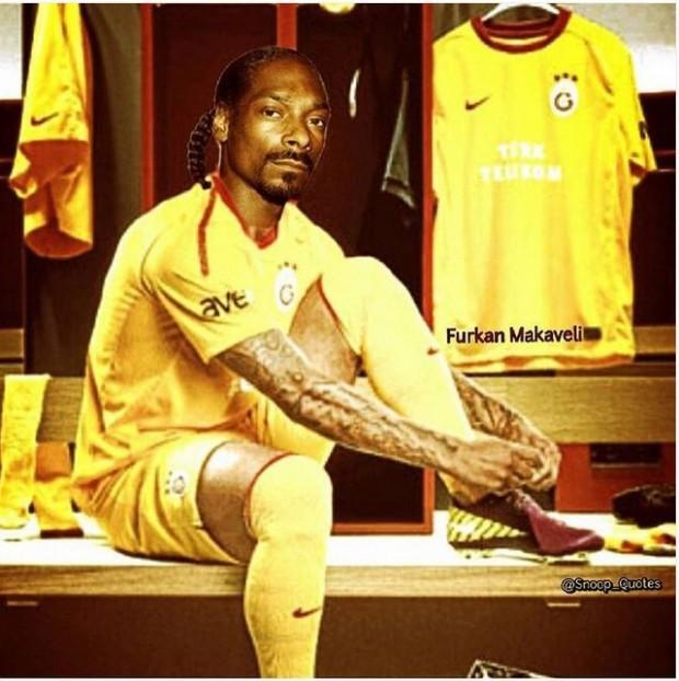 Snoop dog galatasaray