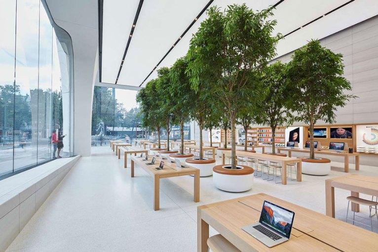 Apple Store Belçika