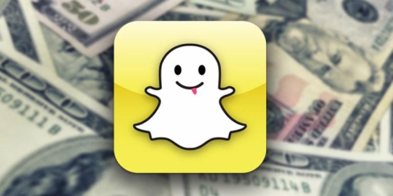 Snapchat'te alışveriş dönemi başlayacak