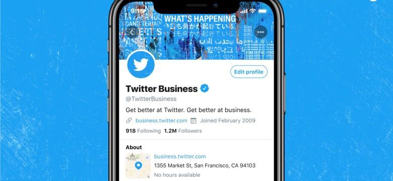 Twitter Profesyonel Profil Özelliğini Denemeye Başladı